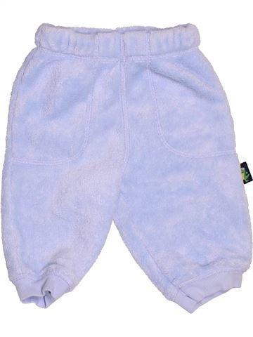 Pantalón niño BLUEZOO gris 6 meses invierno #1482275_1