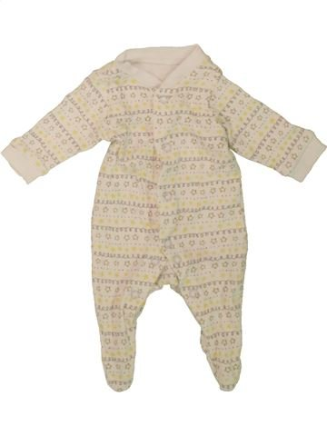 Pijama de 1 pieza niño F&F beige prematuro verano #1482376_1