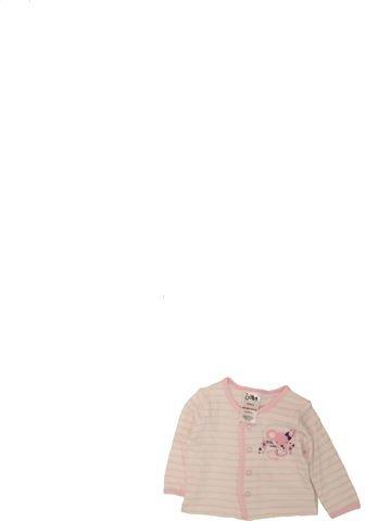 Gilet fille BABY rose naissance été #1482422_1