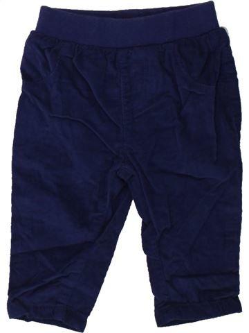 Pantalon garçon PEP&CO violet 6 mois hiver #1482748_1