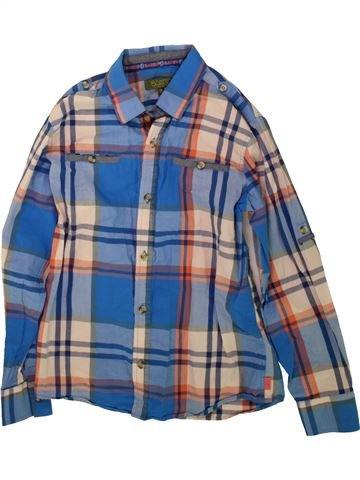 Camisa de manga larga niño TED BAKER azul 11 años invierno #1482751_1
