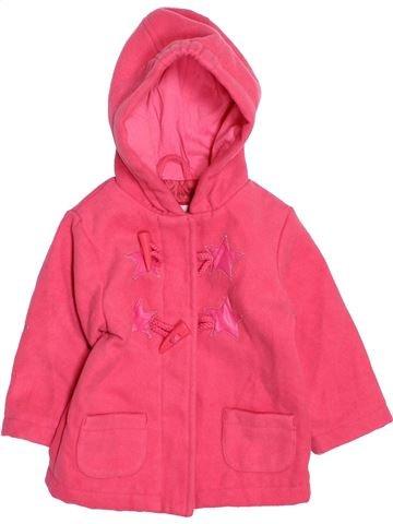Abrigo niña LADYBIRD rosa 6 meses invierno #1482819_1