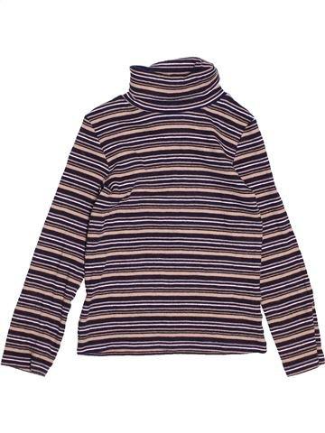 T-shirt col roulé fille NEXT violet 5 ans hiver #1483039_1