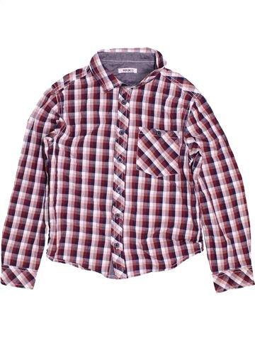 Camisa de manga larga niño PEP&CO violeta 8 años invierno #1483886_1