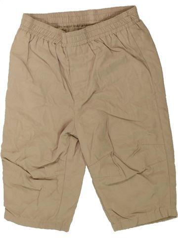 Pantalón niño DEBENHAMS beige 9 meses invierno #1484533_1