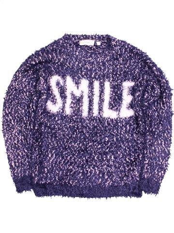 jersey niña BHS violeta 11 años invierno #1484685_1