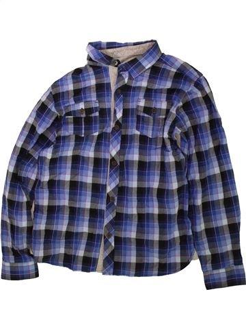 Chemise manches longues garçon TED BAKER violet 11 ans hiver #1484781_1