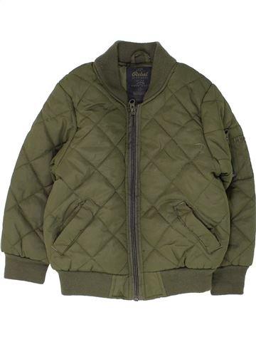 Blouson garçon PRIMARK vert 3 ans hiver #1484786_1