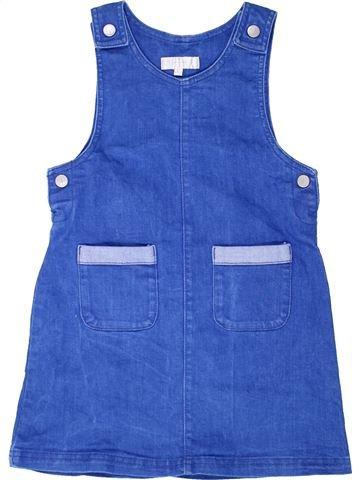 Robe fille JASPER CONRAN bleu 7 ans hiver #1484996_1
