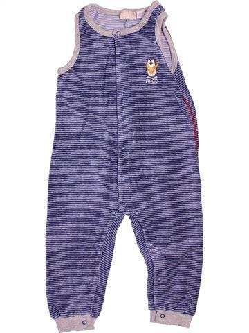 Combinación larga niño CHICCO azul 12 meses invierno #1485290_1