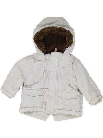 Abrigo niño CHEROKEE blanco 6 meses invierno #1485341_1