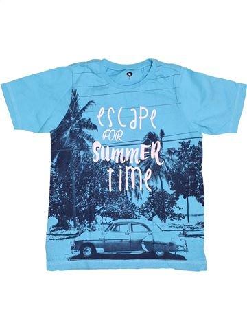 T-shirt manches courtes garçon GENERATION Z bleu 5 ans été #1485515_1