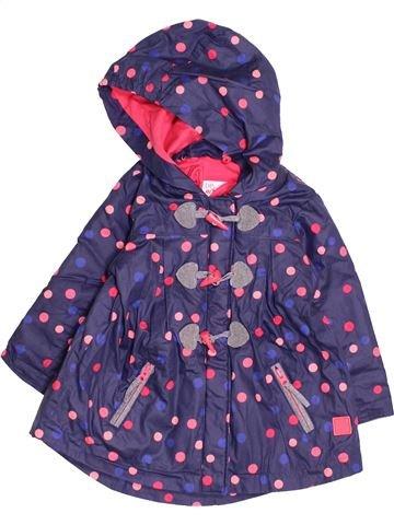 Anorak-Trinchera niña DPAM violeta 12 meses verano #1485789_1