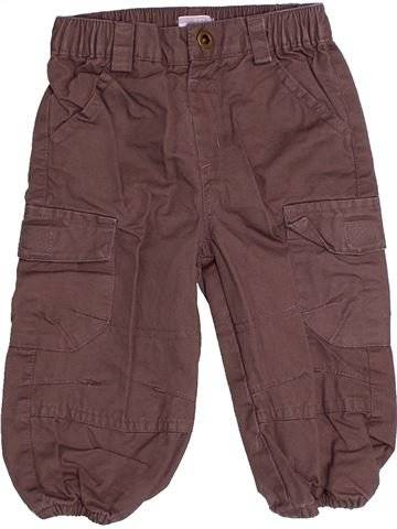 Pantalón niño KIMBALOO marrón 12 meses invierno #1486124_1