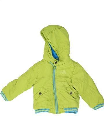 Plumífero niño DEBENHAMS verde 4 años invierno #1486258_1
