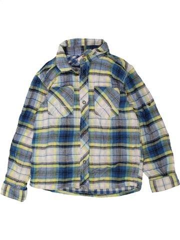 Chemise manches longues garçon NAME IT gris 4 ans hiver #1486622_1