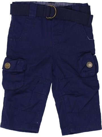 Pantalon garçon JOHN LEWIS bleu 6 mois hiver #1486733_1