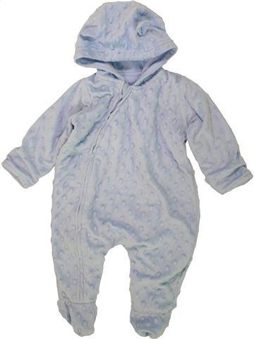 Bata niño GEORGE gris 3 meses invierno #1486753_1