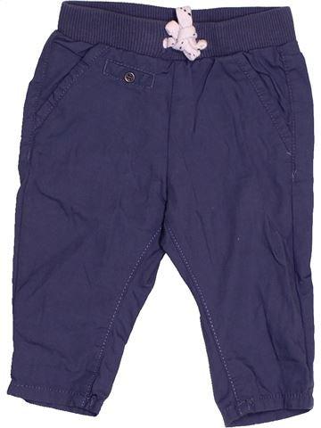 Pantalon garçon KIABI bleu 6 mois été #1486808_1