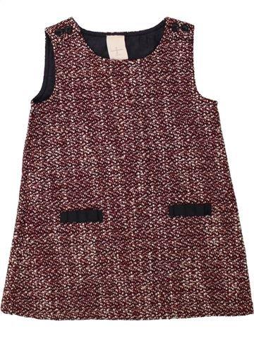 Vestido niña JASPER CONRAN violeta 12 meses invierno #1487001_1