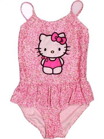 Bañador niña H&M rosa 6 años verano #1487027_1