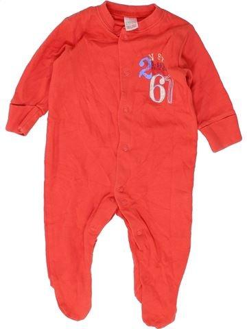 Pijama de 1 pieza niño NEXT naranja 6 meses verano #1487086_1