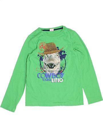 Camiseta de manga larga niño S.OLIVER verde 9 años invierno #1487259_1
