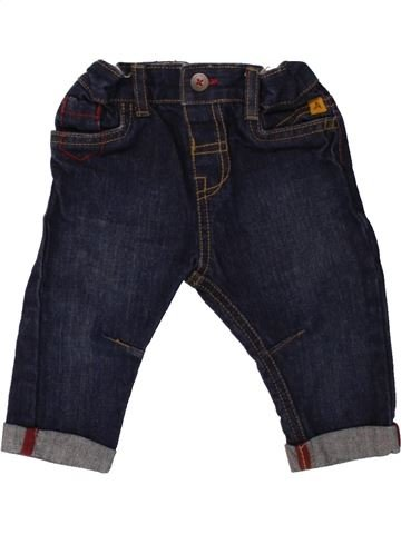 Tejano-Vaquero niño MARKS & SPENCER azul oscuro 6 meses invierno #1487355_1