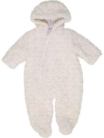Mono-polar niña BABY blanco 6 meses invierno #1487792_1