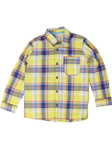Camisa de manga larga niño MARKS & SPENCER beige 9 años invierno #1487802_1