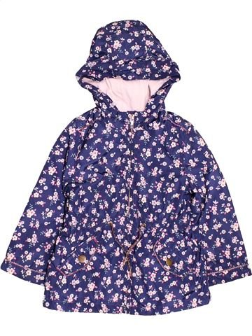 Parka - Trench fille SERGENT MAJOR violet 3 ans été #1487840_1