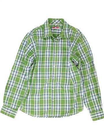 Camisa de manga larga niño C&A verde 14 años invierno #1487845_1