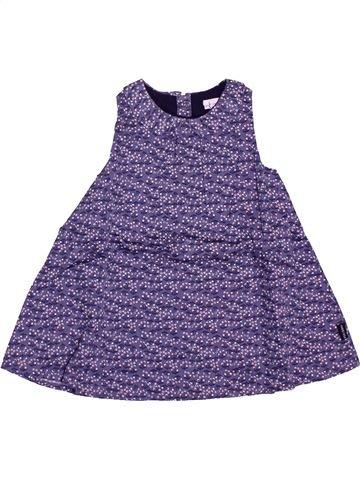 Vestido niña P'TIT BISOU azul 6 meses verano #1487896_1