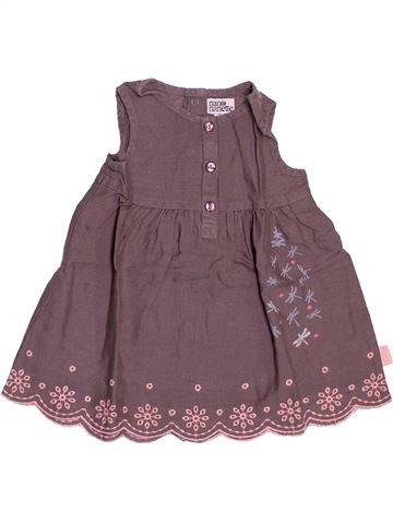 Robe fille NANO & NANETTE violet 6 mois été #1487965_1