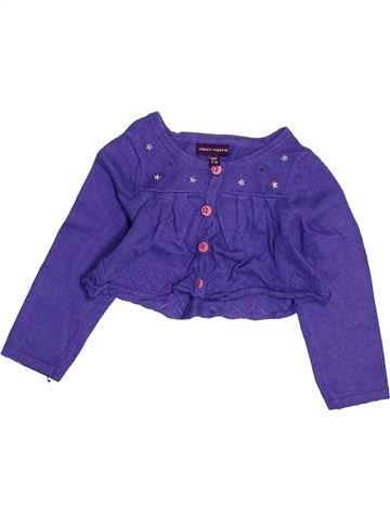Gilet fille SERGENT MAJOR violet 9 mois hiver #1487974_1