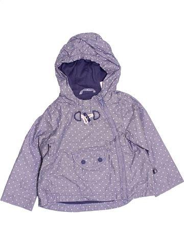 Parka - Trench fille OKAIDI violet 6 mois été #1487982_1