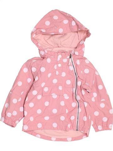 Anorak-Trinchera niña H&M rosa 2 años verano #1487985_1