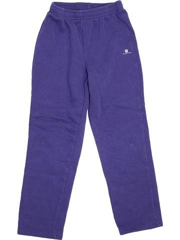 Pantalón niño DOMYOS azul 10 años invierno #1488061_1