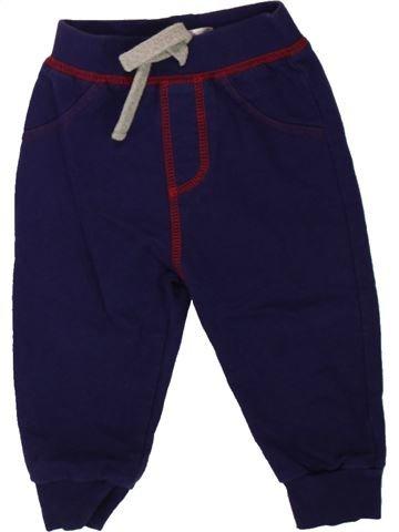 Pantalon garçon LADYBIRD violet 9 mois hiver #1488415_1