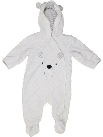 Robe de chambre garçon PRIMARK blanc 6 mois hiver #1488572_1