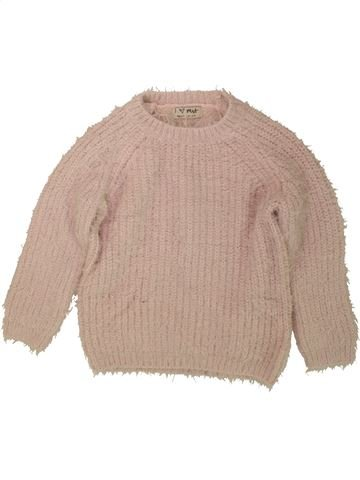 Pull fille NEXT rose 4 ans hiver #1488714_1