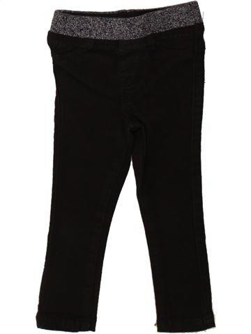 Tejano-Vaquero niña PEP&CO negro 18 meses invierno #1488969_1