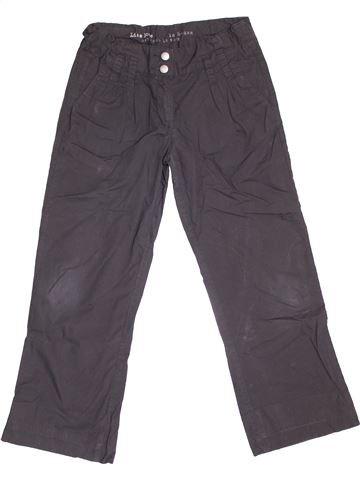 Pantalon fille LISA ROSE gris 12 ans hiver #1489075_1