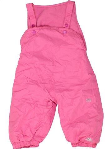 Esquí niña TRESPASS rosa 12 meses invierno #1489084_1