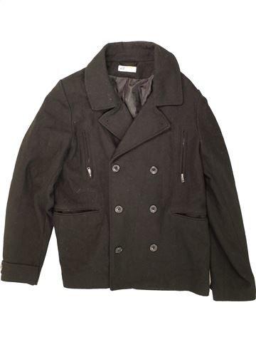 Manteau fille H&M marron 14 ans hiver #1489154_1