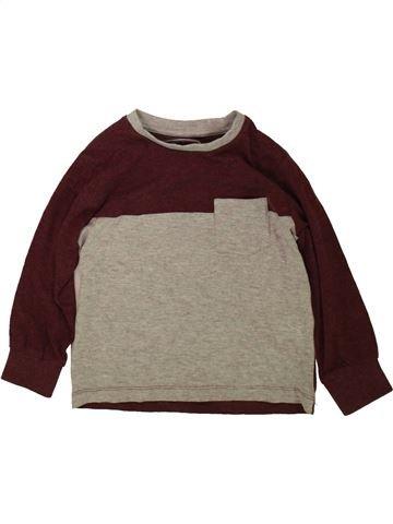 Camiseta de manga larga niño BOYS beige 3 años invierno #1489178_1