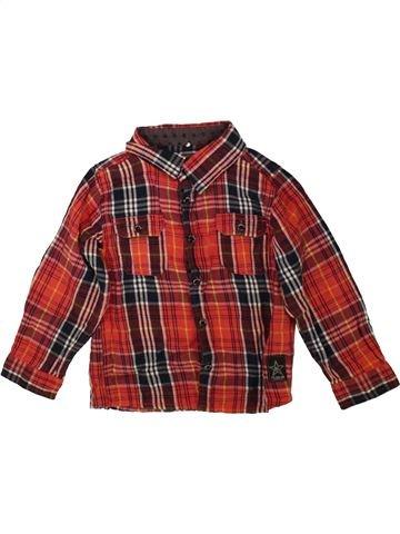 Camisa de manga larga niño NAME IT marrón 3 años invierno #1489321_1