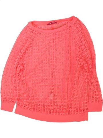 T-shirt manches longues fille PRIMARK rose 9 ans hiver #1489804_1