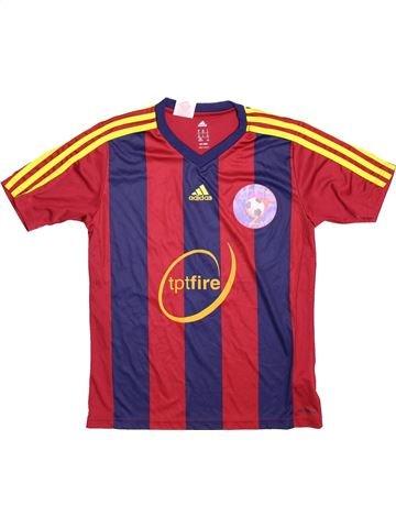 Camiseta deportivas niño ADIDAS rojo 12 años verano #1490235_1