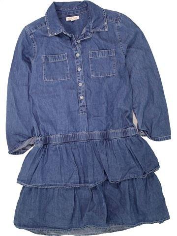 Robe fille BLUEZOO bleu 10 ans hiver #1490244_1
